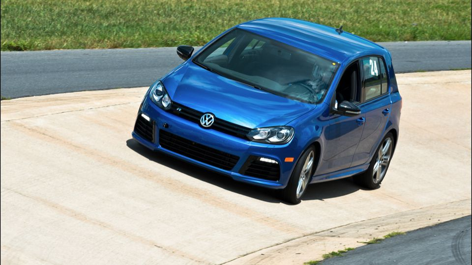 2012 Volkswagen Golf R The Jalopnik Review Volkswagen Golf R