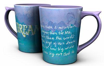 Dream, Eph 3:20 mug -- Christianbook.com