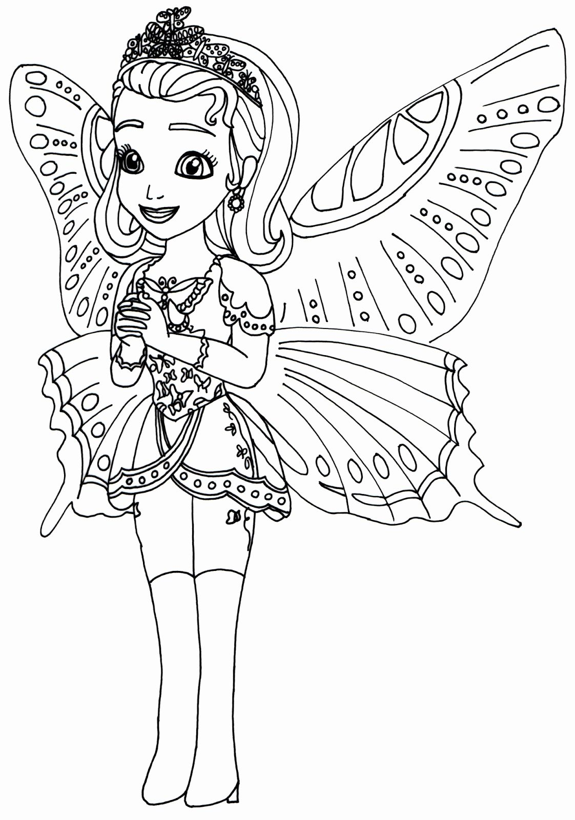 Sofia The First Coloring Book Unique 42 Sofia The First Mermaid Coloring Pages Free Printable Duygular