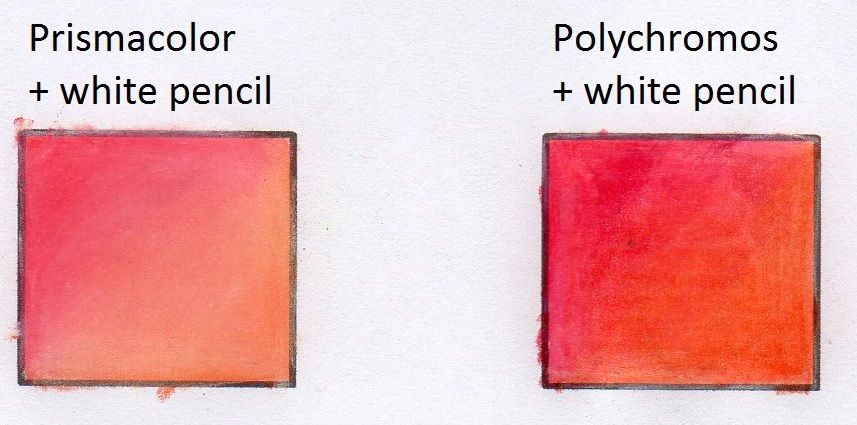 Polychromos Vs Prismacolor Prismacolor
