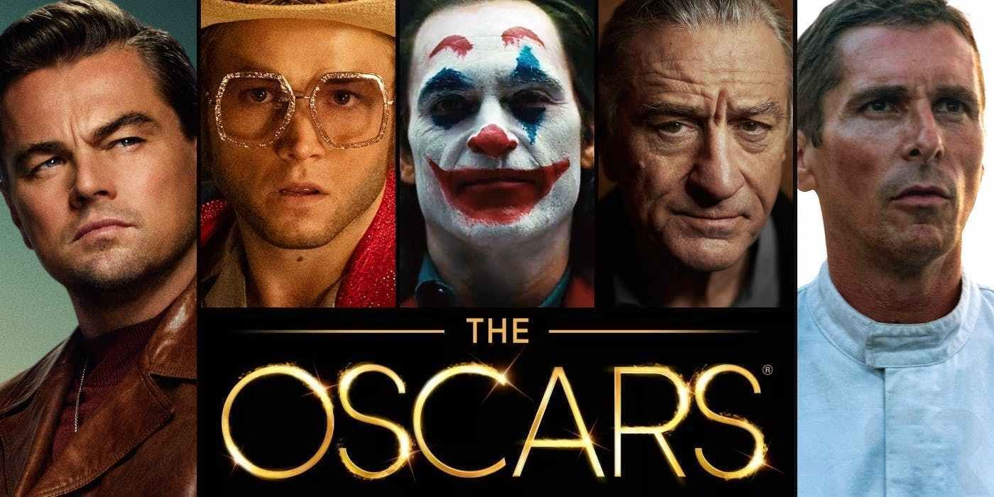 Best Actor Oscars 2020.Oscars 2020 Best Actor Predictions Odds Screenrant