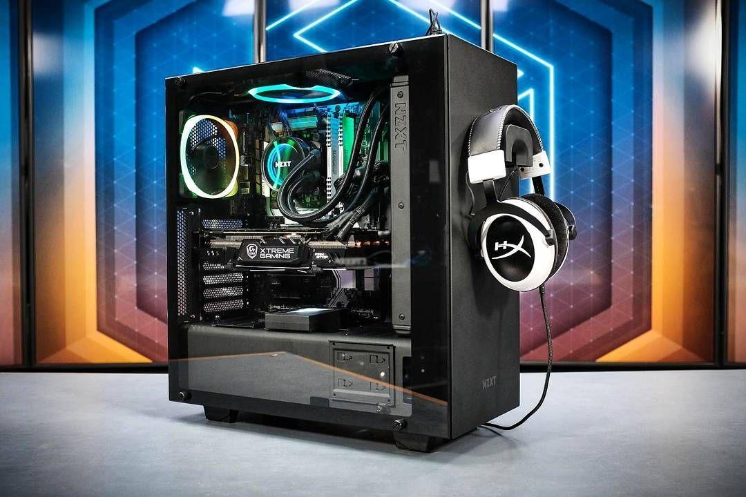 By Maclamby Intel Core I7 6700k Nzxt Kraken X62 Liquid Cooler Msi