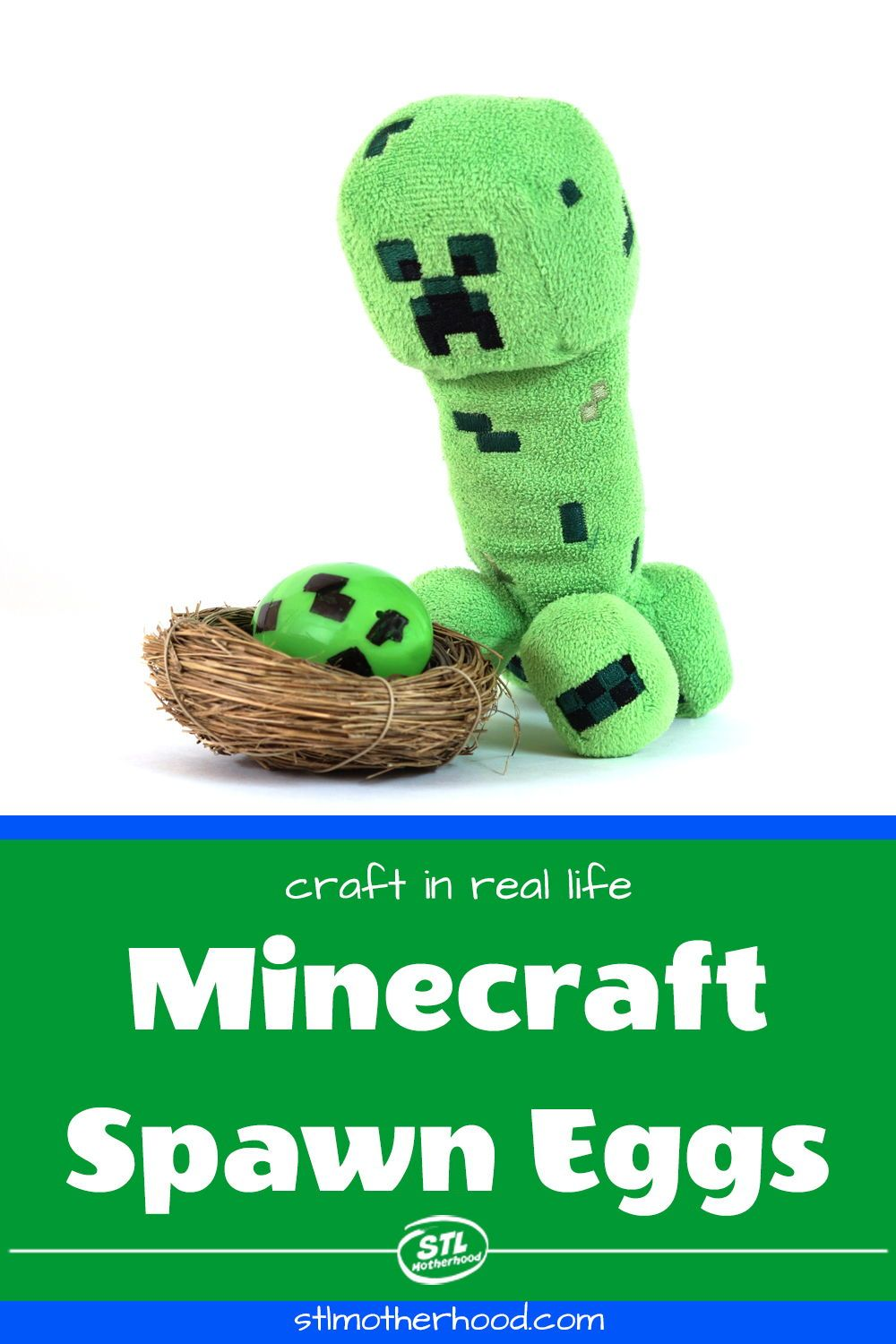 """Want to know how to make Minecraft Easter """"spawn"""" eggs in ..."""