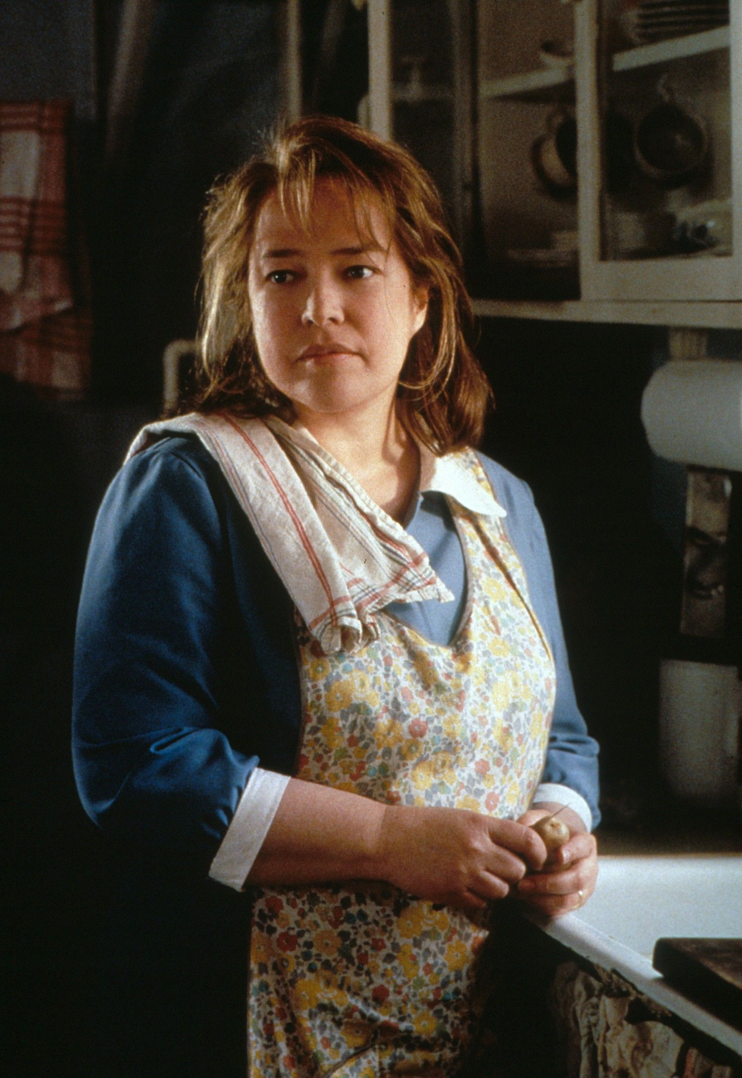 Kathy Bates Born June 28 1948 Is An American Actress She Began Her Career On The Stage And Was Nominat Dolores Claiborne Stephen King Movies Stephen King