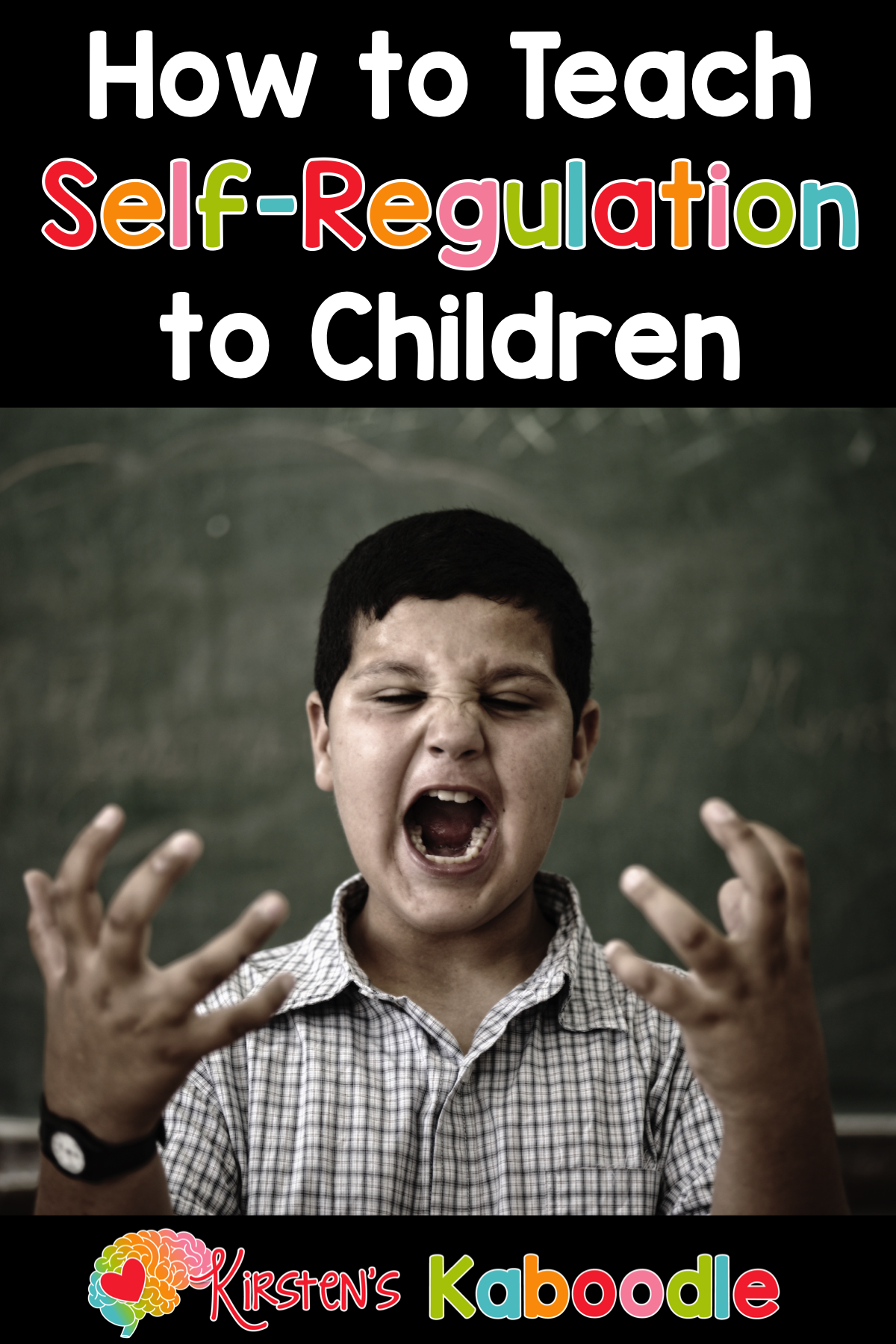Teach Children How To Manage Their Emotions 5 Steps To