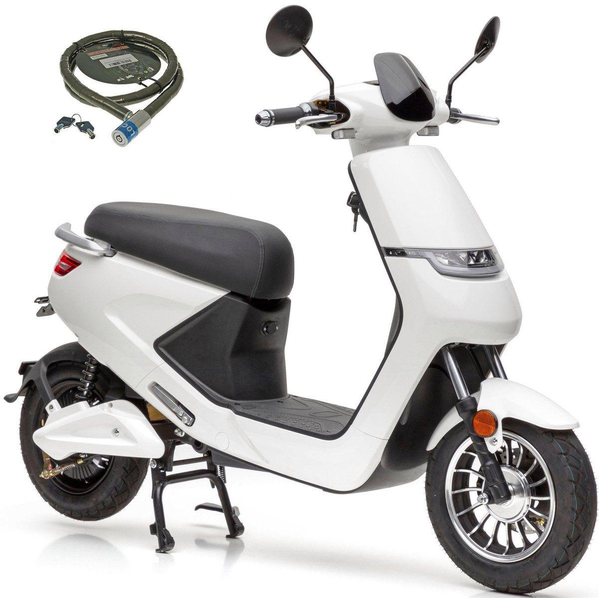 Nova Motors E Motorroller E Mace 2400 W 45 Km H Euro 4 Online Kaufen E Scooter Scooter Motorbikes