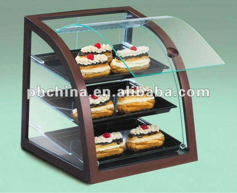 Acrylic Pastry Display Case Box Acrylic Countertop Bakery Case