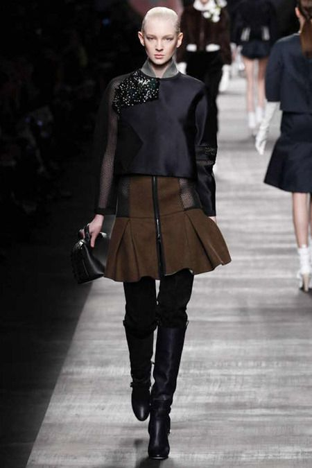 Fendi   Fall 2014 Ready-to-Wear Collection   Style.com