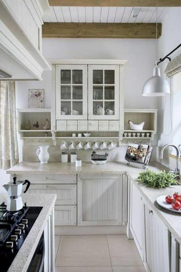 Tolle küchenmöbel weiß   Umbau kleiner küche, Küchen möbel ...