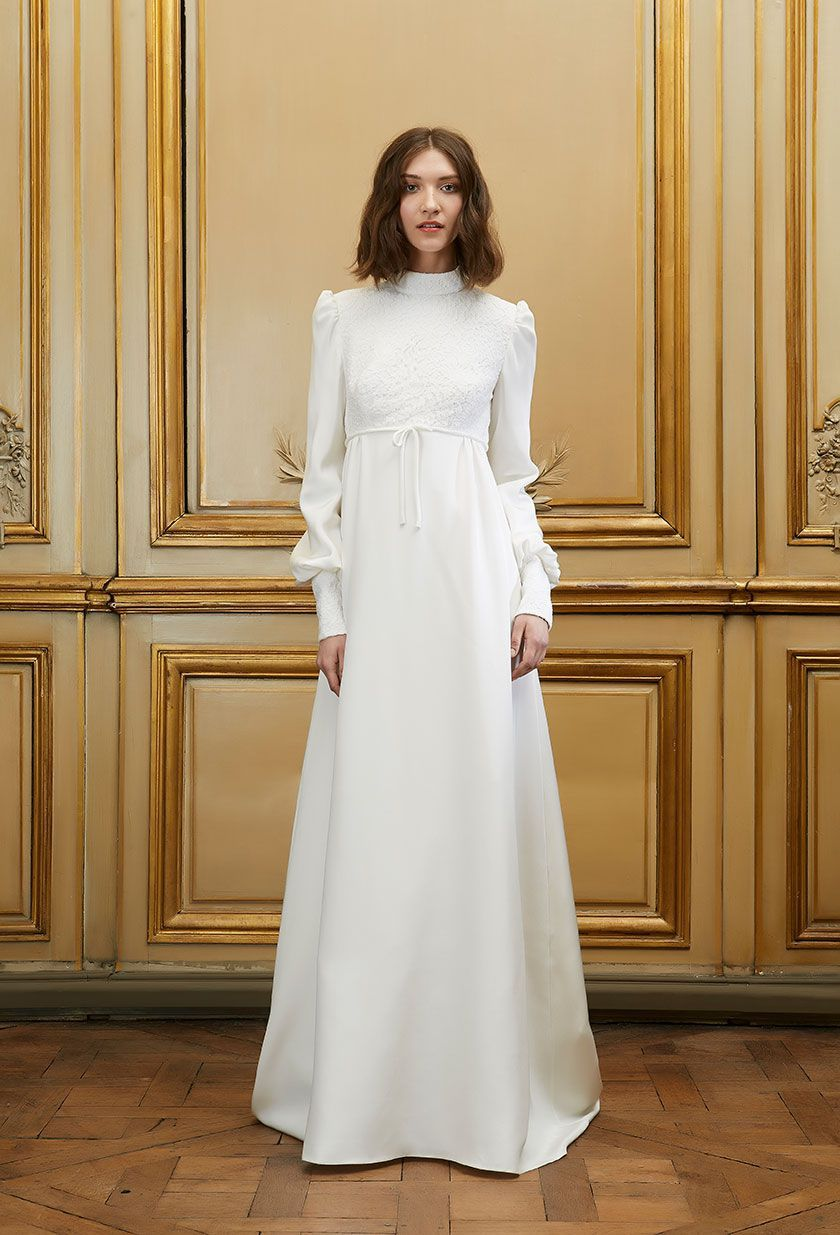 35859cd6286 Delphine Manivet - Paris wedding designer - bridal store  Spring-Summer 2015
