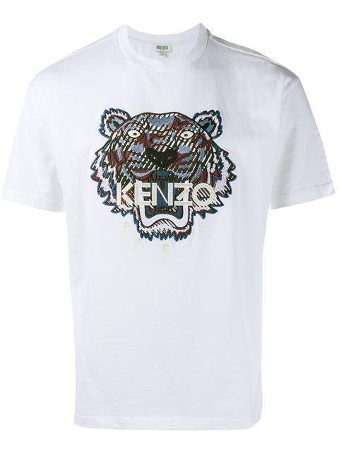 33174795 KENZO 'Tiger' T-Shirt. #kenzo #cloth #t-shirt | Kenzo Men | Tiger t ...
