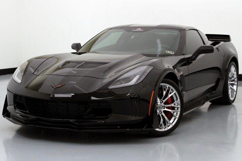 2015 chevrolet corvette stingray z06 3lz z07 62l supercharged v8 di click to find - Corvette 2015 Z06 Black
