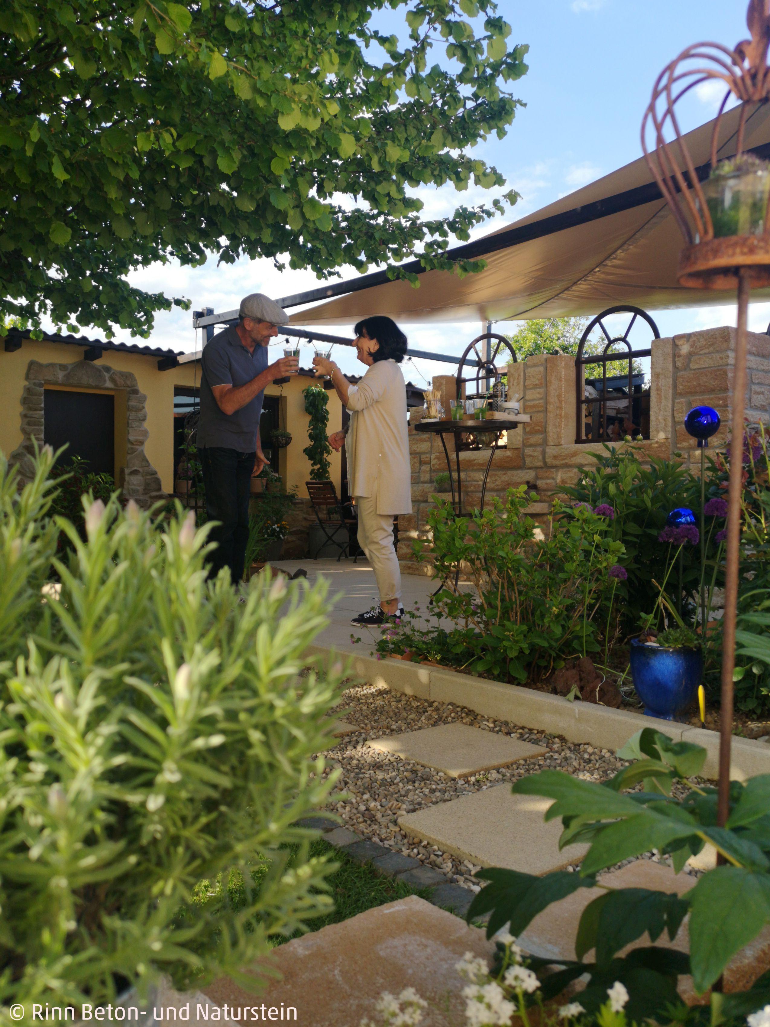 Urlaub Im Toskana Garten In 2020 Garten Toskana Urlaub