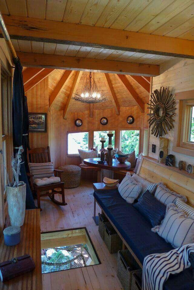 tree house masters - Treehouse Masters Interior