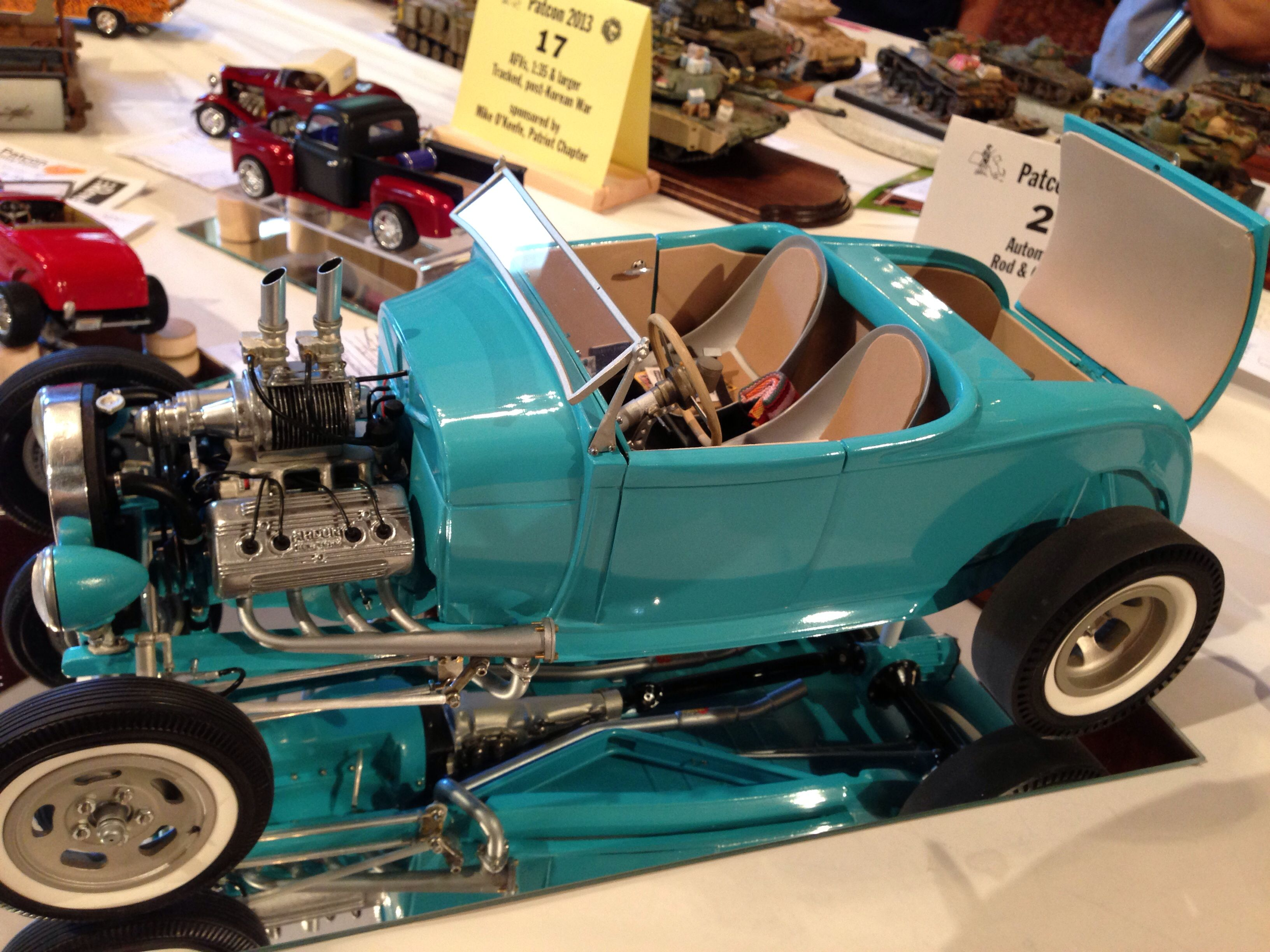 Another big roadster | Plastic Model Cars | Pinterest | Scale ...