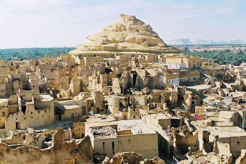 واحة سيوة Sewa Egypt Travel Visit Egypt Siwa Oasis