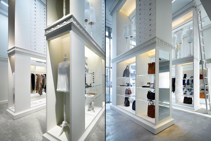 Maison Martin Margiela store, Nagoya store design