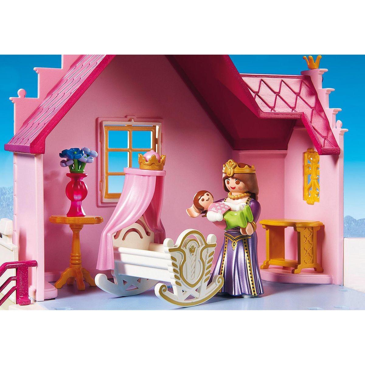playmobil 6849 princess manoir royal