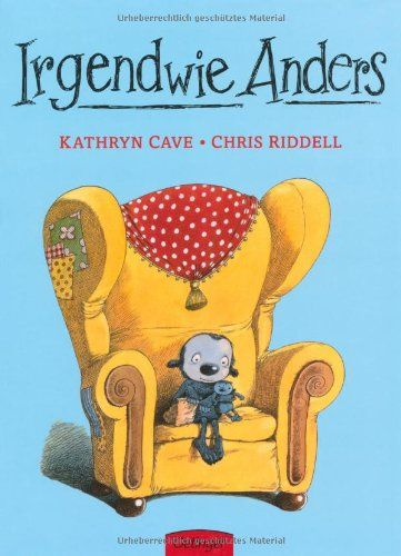 Irgendwie Anders von Kathryn Cave http://www.amazon.de/dp/378916352X/ref=cm_sw_r_pi_dp_tbaGub1HC4GC7  #anderssein #sessel #kinderbuch