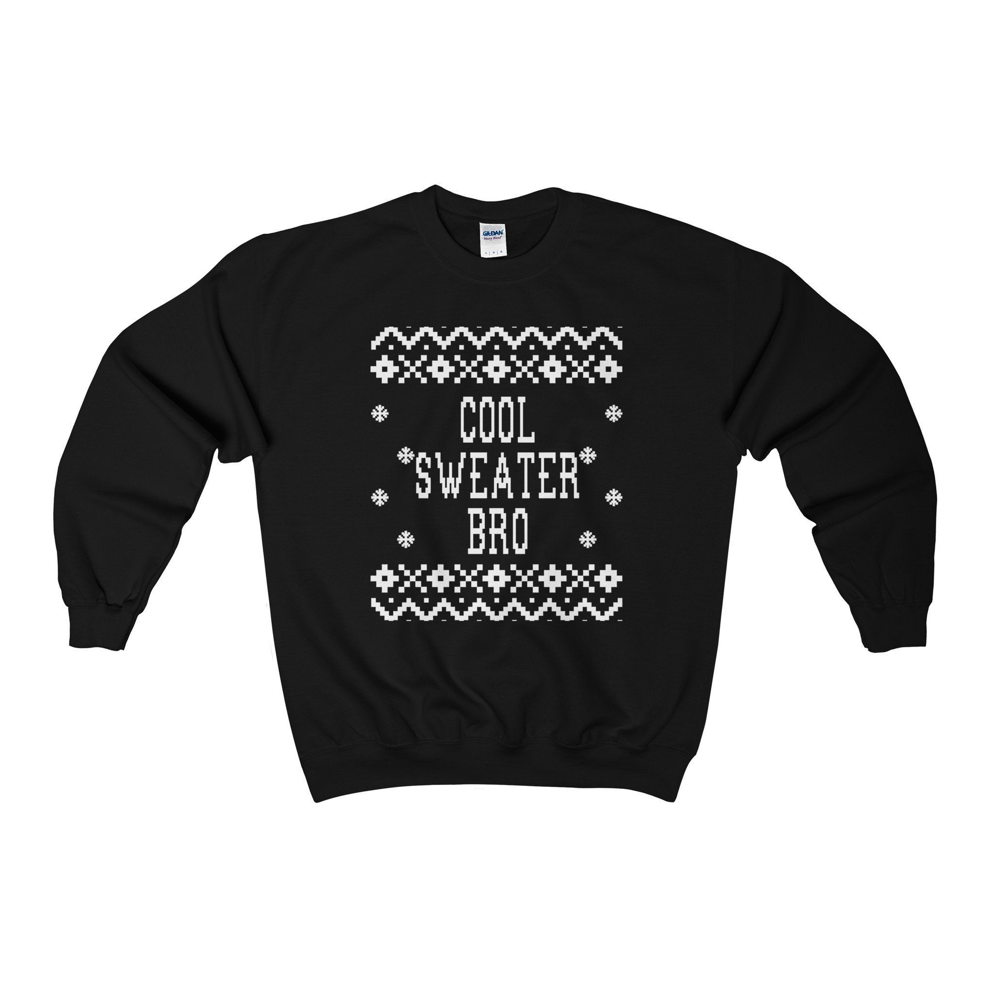 3847b20b Ugly Christmas Sweater - Cool Sweater Bro Sweatshirt | Products ...
