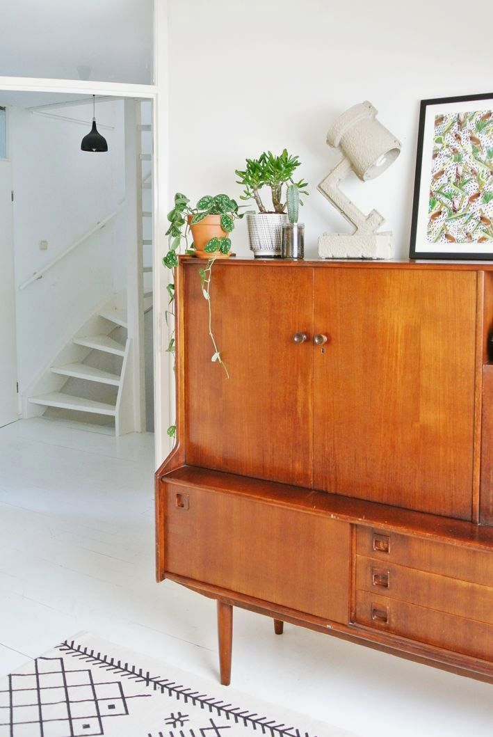 Marij hessel my attic no place like home decorazione for Arredamento scandinavo vintage