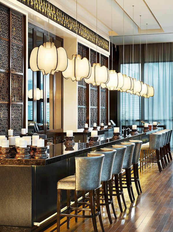 The st regis bangkok st regis bar bangkok and bar for Top design hotels bangkok