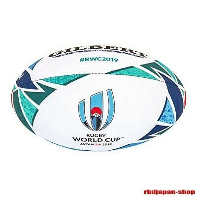 Advertisement(eBay) Gilbert 2019 Rugby World Cup Replica Ball No. 5 RWC2019 Japan Rugby Ball