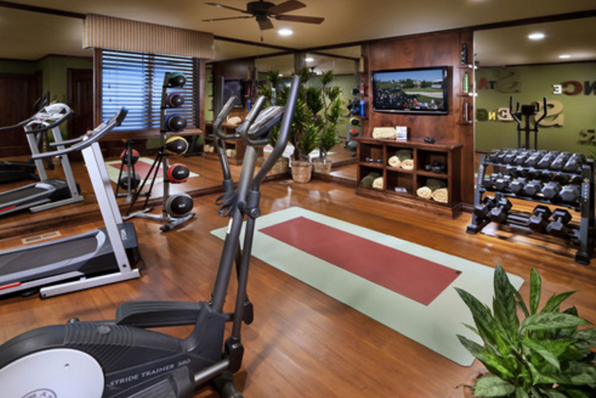 Here is a look at 12 luxury home gyms. Which one is your favorite ...