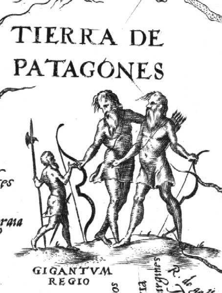 The Patagon Patagonia Giants Part 1 Nephilim Giants Nephilim Giant People