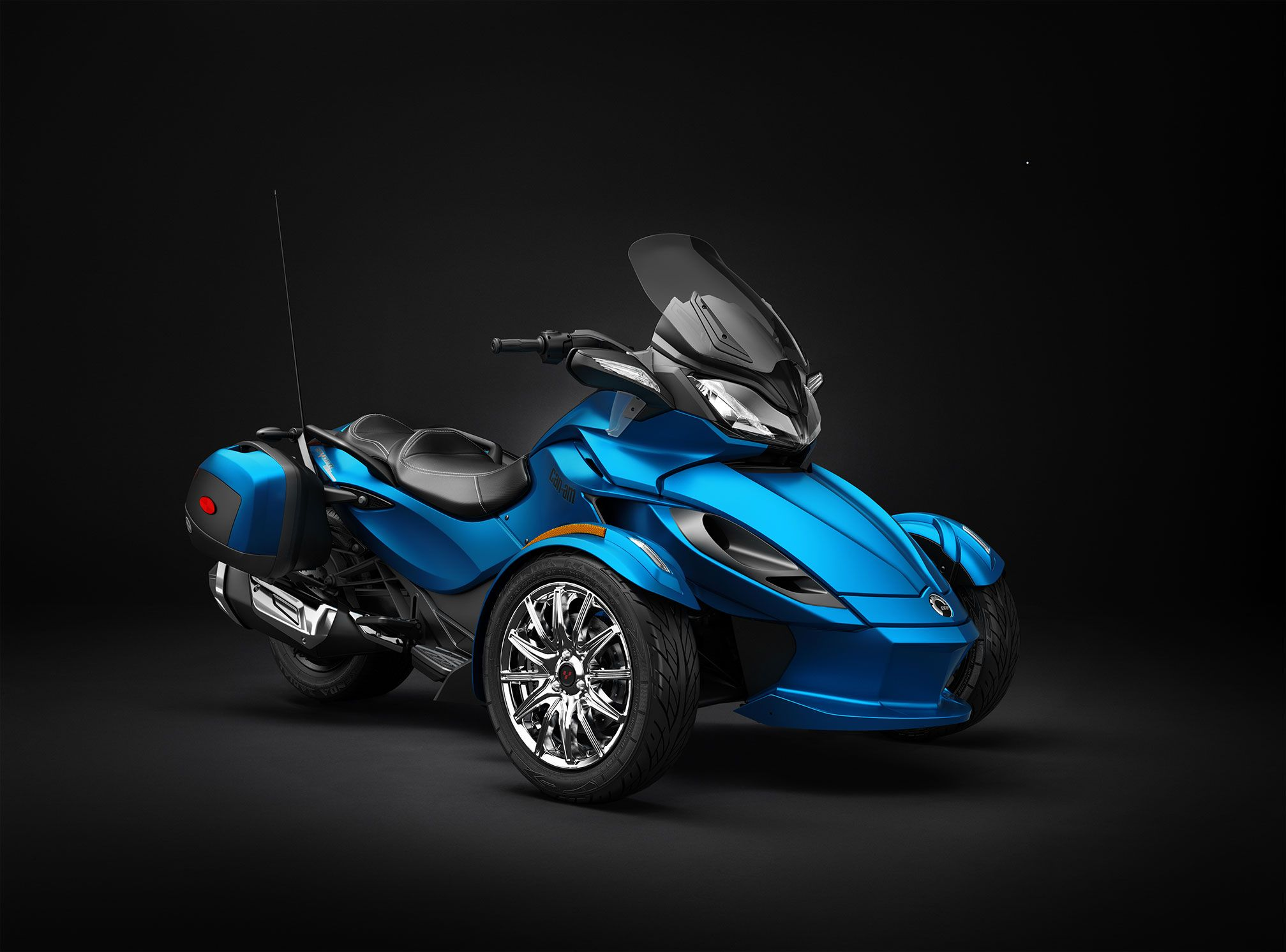 2015 can am spyder st limited