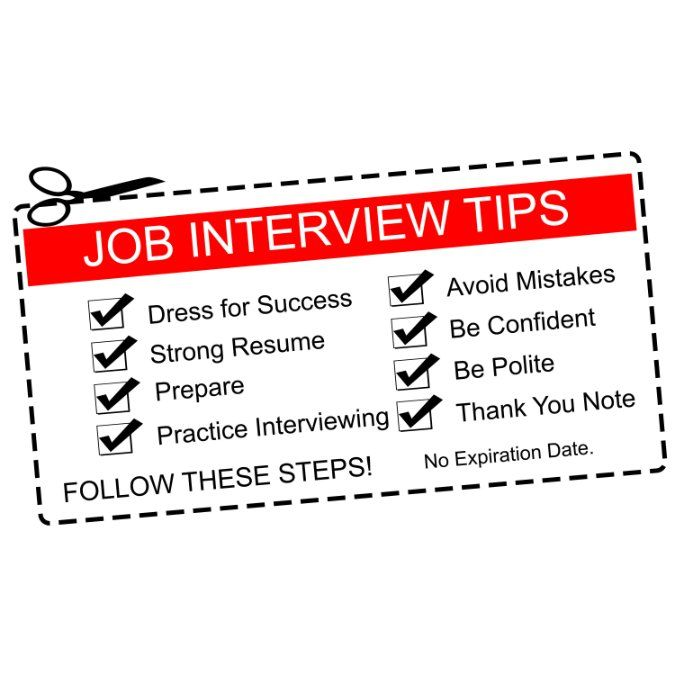 5 Things Never To Say During A Job Interview LinkedIn ARG - interview tips
