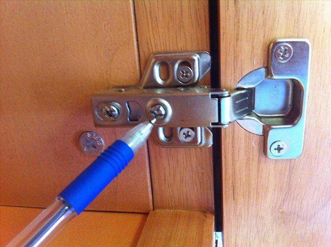 Interior Kitchen Cabinet Door Stops how to adjust the alignment of cabinet doors construction doors