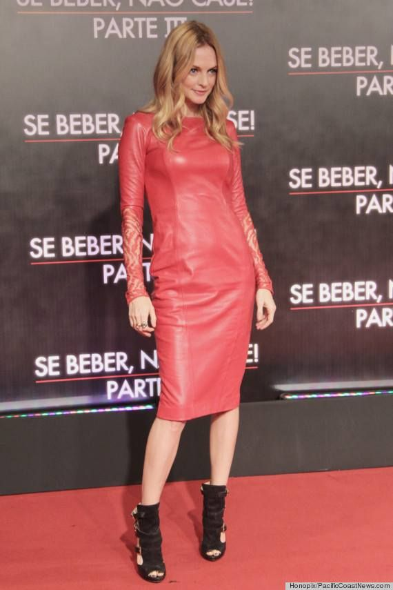Leather dresses, Red leather dress, Red dress