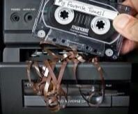 Cassette players chewing up your tapes.