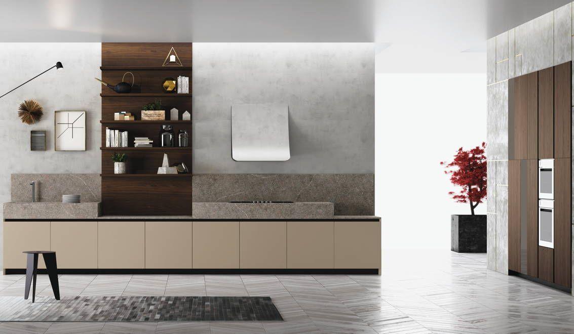 Doimo cucine kitchen design made of fenix ntm fenix ntm new