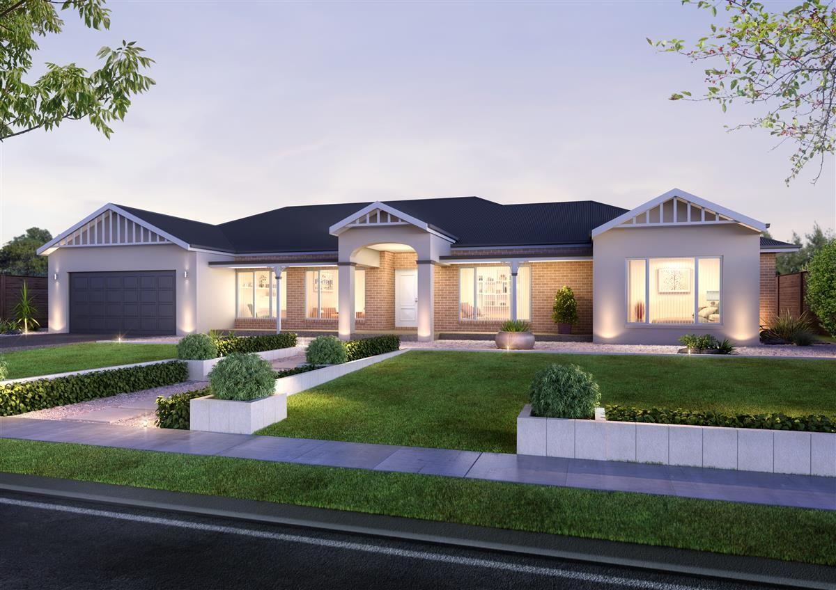 Caspian 347 home designs in melbourne nw essendon gj - New home designs melbourne victoria ...