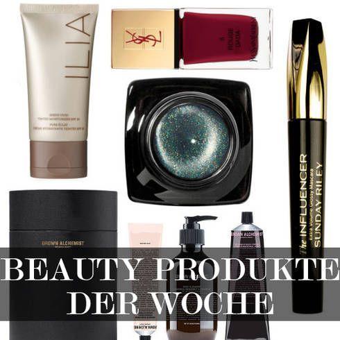 Neue Beauty Produkte: unsere Top 5 der Woche