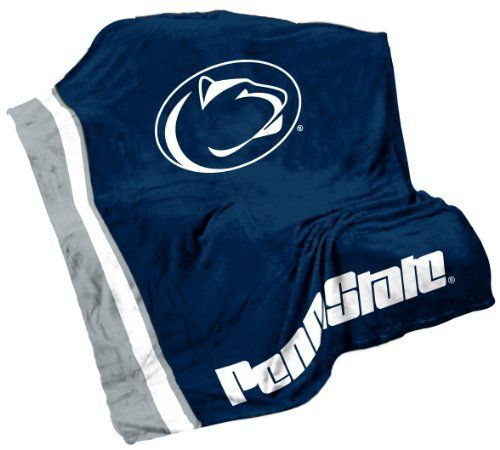 One Size Logo Brands Officially Licensed NCAA Ultrasoft Blanket