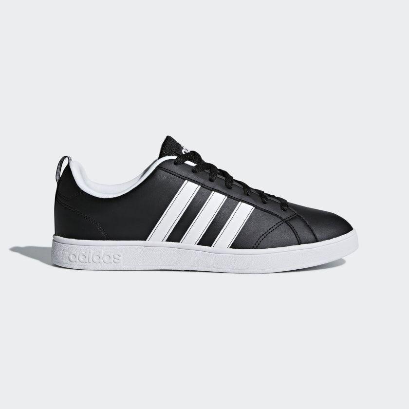 4fc7a68cb95 VS Advantage Shoes Core Black White White F99254