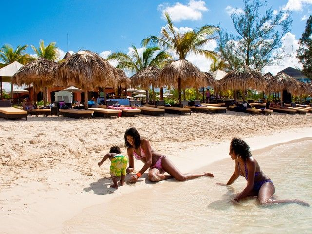 Seawinds Family All Inclusive Beach Day In Montego Bay Jamaica