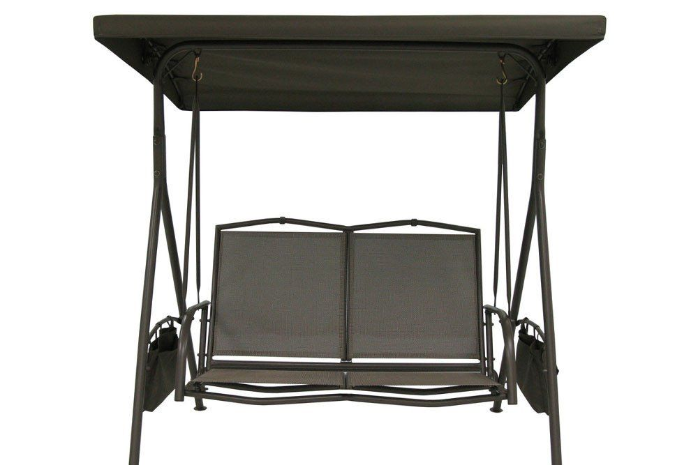 Garden Treasures 2-Seat Swing Canopy  sc 1 st  Pinterest & Garden Treasures 2-Seat Swing Canopy | Replacement canopy and Canopy
