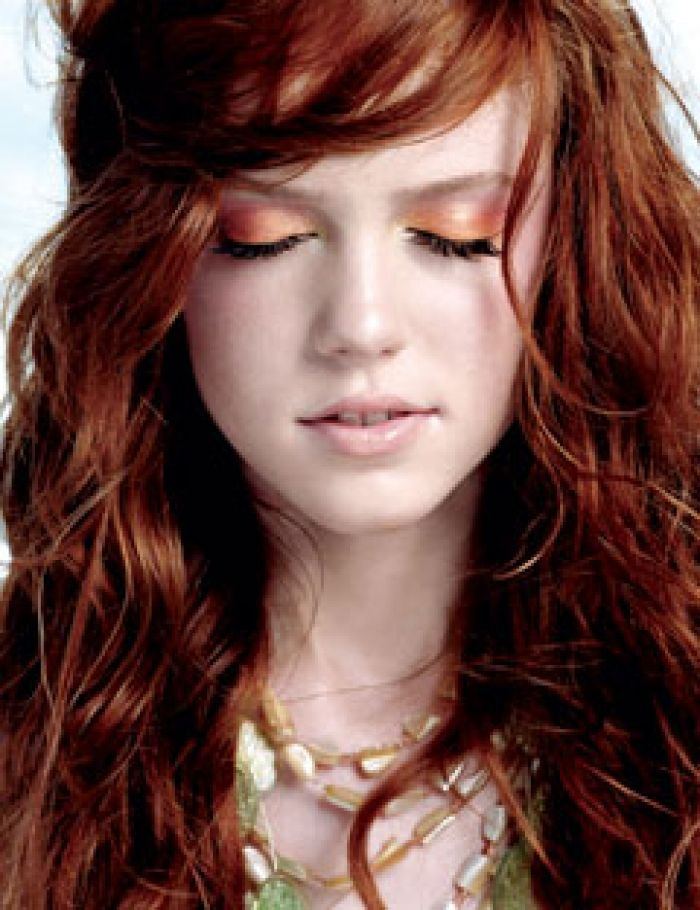 Makeup for Red Hair.. If I'm going to go red.. I need to know these things