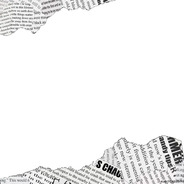Paper Papel Periodico Papelrasgado Tumblr Overlays En 2020 Fondos Para Blog Fondos De Word Marcos Para Texto