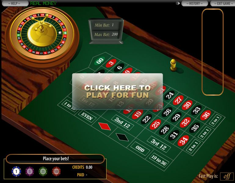Free Sign Up Bonus Roulette