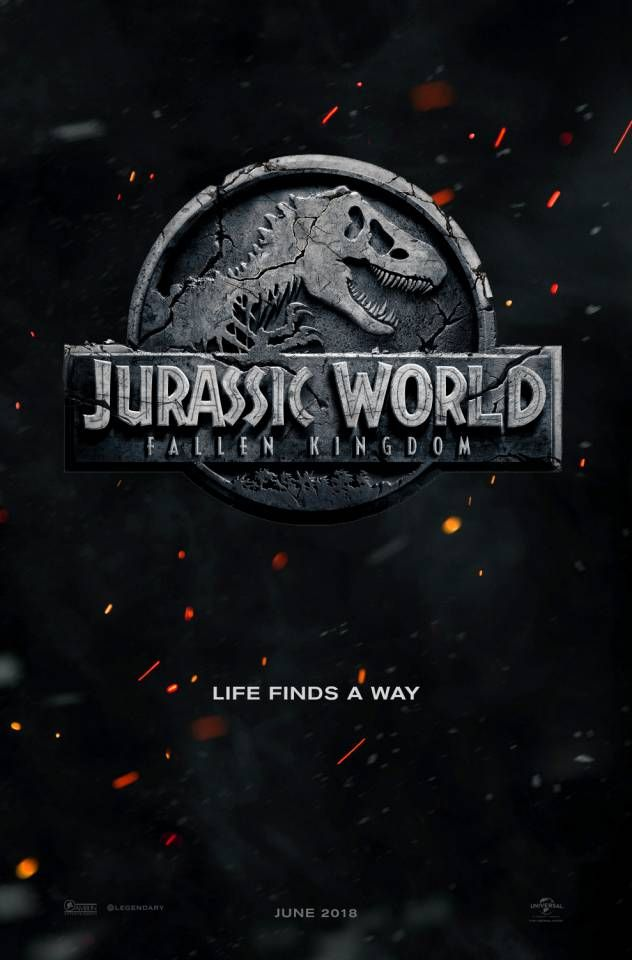 Jurassic World 2 Poster 632960 Pixels Pop Culture Pinterest