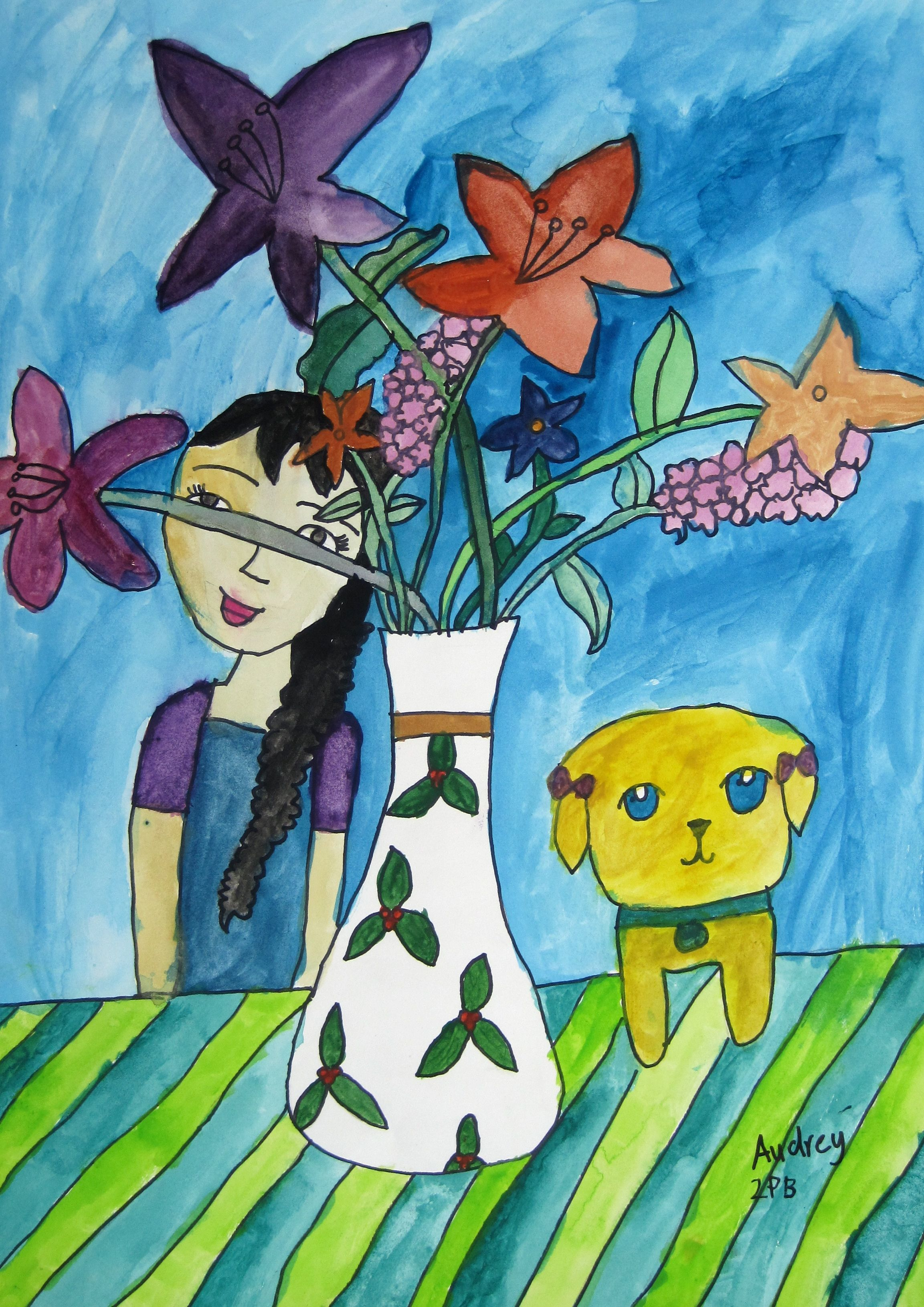 Mattise Project Word Matisse Art Art Lessons Elementary