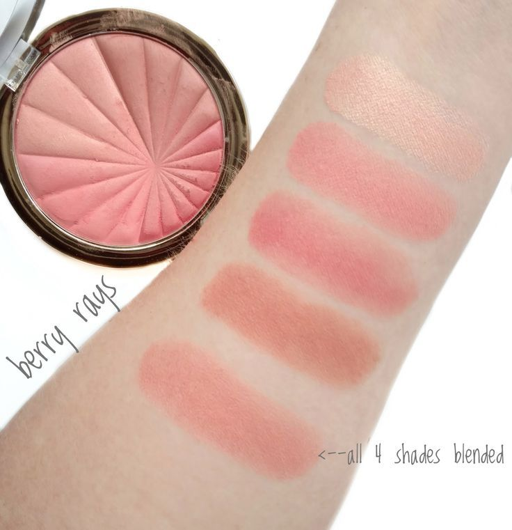Milani Color Harmony Blush Palette Review Face Products Reviews