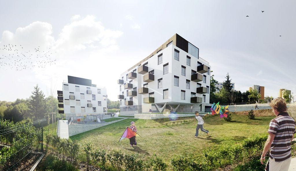 Predstavujeme vám nový komplex Záhradné vily v Dúbravke, Bratislava IV. Ideálne bývanie pre rodiny s deťmi s vlastným detským ihriskom a spoločnou záhradou. V ponuke 2, 3 a 4-izbové byty. Kompletnú ponuku bytov nájdete TU: www.lexxus.sk/... (7)