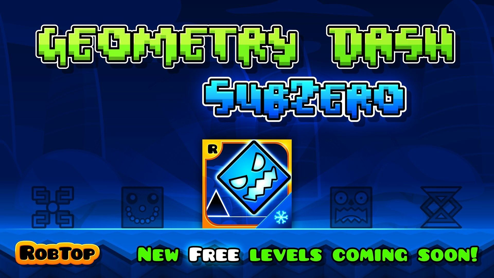 Geometry Dash SubZero | Jett's pins | Games, Geometry, Video
