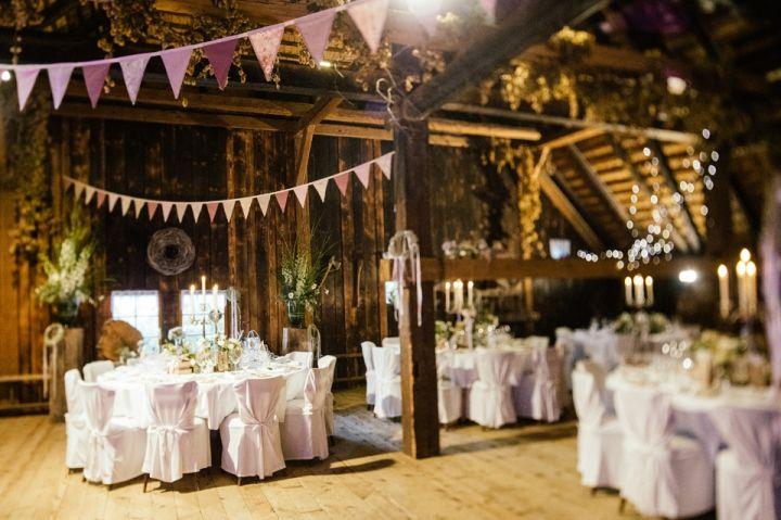 Scheunenhochzeit in der Schweiz  Wedding